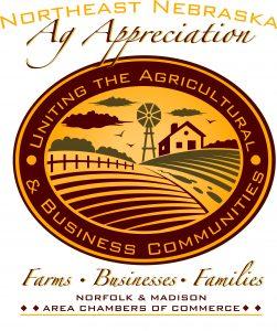 Northeast NE Ag Appreciation logo